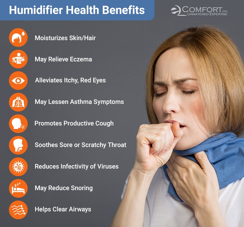 Health Benefits of a Humidifier