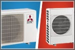 Comparing Heat Pump Mini Splits with Cooling Only Systems