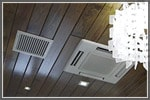 Mitsubishi Single Zone Cooling & Heating
