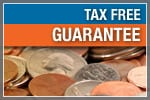 Tax Free Guarantee on eComfort Equipment