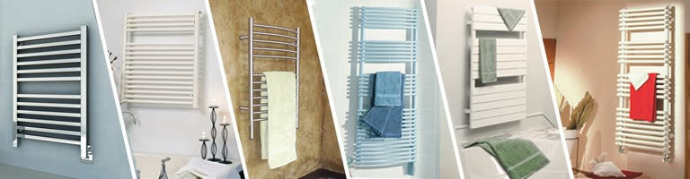 Hardwired Towel Warmer Styles