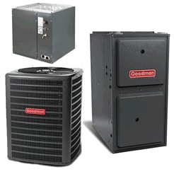 Furnace + Air Conditioner Kits Furnaces