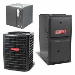Air Conditioner + Furnace Goodman Air Conditioners