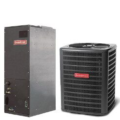 Air Conditioner + Air Handler Goodman Air Conditioners
