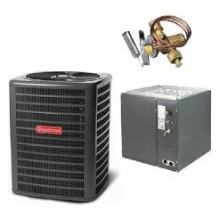 Air Conditioner + Coil Goodman Air Conditioners