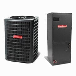 Heat Pump + Air Handler Goodman Air Conditioners