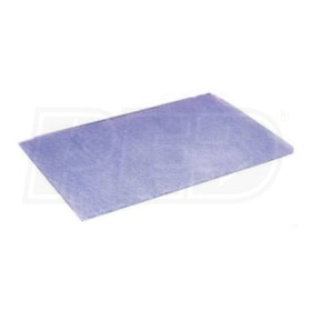 Flanders Bulk Media - 16'' x 20'' x 2''- Air Filters Media Pads - MERV 5 - Qty. 50