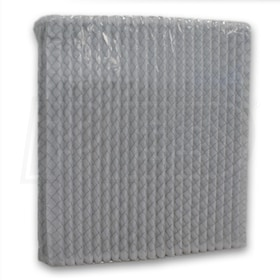 Flanders Pre Pleat 40 - 24'' x 24'' x 1'' - Standard Pleated Air Filters Elements - MERV 8 - Qty. 24