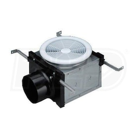 "Fantech PB - Expansion Bath Fan Grille and Housing - 4"" Duct"
