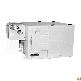 "Fantech SHR - 1,050 CFM - Heat Recovery Ventilator (HRV) - Side Ports - 20 x 8"" Duct - Recirculation"