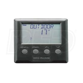 Weil-McLain Ultra Oil - LCD Remote Display Module