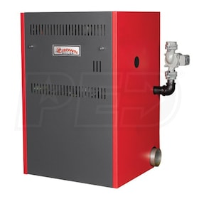 Crown Boiler CWD138 - 118K BTU - 85.2% AFUE - Hot Water Propane Boiler - Direct Vent