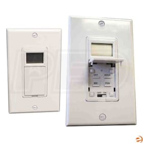 Amba Programmable Timer (Hardwired) ATW-T24, White