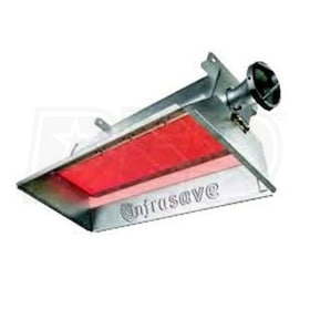 InfraSave IL-0100-LP High Intensity Luminous Heater, LP - 100,000 BTU