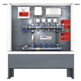 Watts Radiant HydroNex - 3 Circuits - Zone Basic Panel