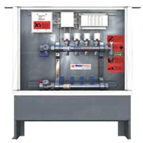 Watts Radiant HydroNex - 5 Circuits - Zone Basic Panel