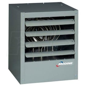 Modine HER - 15 kW - Electric Unit Heater - 480V/60Hz/3 Phase - Horizontal Orientation
