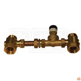 "ComfortPro AquaHeat ProMix 1"" Differential Manifold By-Pass Set"