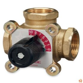 "ComfortPro AquaHeat 3-Way Mixing Valve - 3/4"" NPT, 7.3CV"