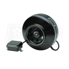 "Soler & Palau PV-315x Power Vent Series Inline Centrifugal Turbo Duct Fan - 12.4"", 942 CFM"