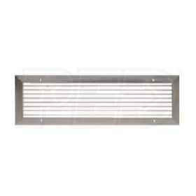 Lanco D600425 Single-Deflection, Supply-Air Grille For Lanco H12 'H' Series Fan Coils