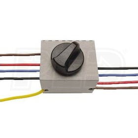 Williams D600846 Three-Speed Switch For Williams 'C' Series Fan Coils