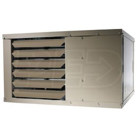 ADP FOAP-250 Separated Combustion Commercial Unit Heater, Aluminized Steel Heat Exchanger, LP - 250,000 BTU