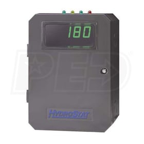 Hydrolevel HydroStat 3100 Universal Temperature Limit and Low Water Cut-Off for Gas-Fired Boilers, 24 VAC