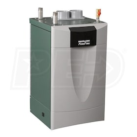 Peerless PF-110 - 102K BTU - 93.0% AFUE - Hot Water Propane Boiler - Direct Vent