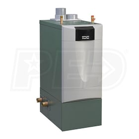 Peerless PF-210 - 193K BTU - 93.3% AFUE - Hot Water Propane Boiler - Direct Vent