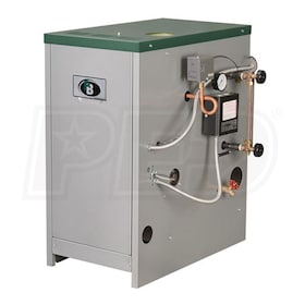 Peerless 63-04L - 92K BTU - 82.6% AFUE - Steam Gas Boiler - Chimney Vent