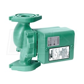 Taco 0010 - 1/8 HP - Variable Speed Circulator Pump - Cast Iron - Variable Voltage - Flange