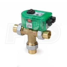 "Taco iSeries - 3/4"" Sweat Union - Mixing Valve - Setpoint - 3-Way"