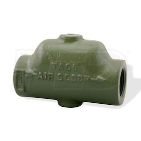 "Taco Air Scoop - 1"" NPT"