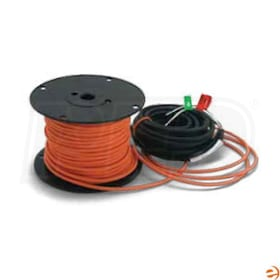 Watts Radiant ProMelt - 35 Sq. Ft. - Snow Melting Cable - 208V - 138' Length - 8.4 Amps