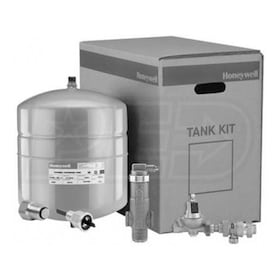 Honeywell TK30PV125FMNC Boiler Trim Kit with TK300-30 4.4 Gal Tank, SuperVent & Fill Valve