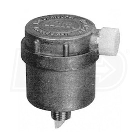 "Honeywell Air Vent for heating and cooling systems, 1/4"" NPT"