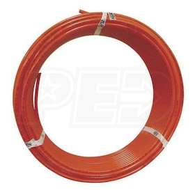 "Watts Radiant RadiantPEX+ - 1/2"" Diameter - PEX Tubing - 300' Length - w/ Oxygen Barrier - Orange"