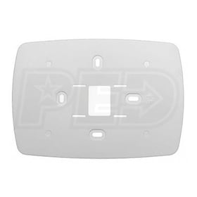 Honeywell Premier White Cover Plate for TH8000 VisionPRO Series Thermostats
