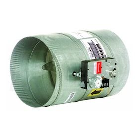 Honeywell MARD16 Modulating Automatic Round Zone Control Damper - 16""