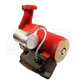 Grundfos UPS - 1/2 HP - 3-Speed Circulation Pump - Bronze - GF 15/26 Flange