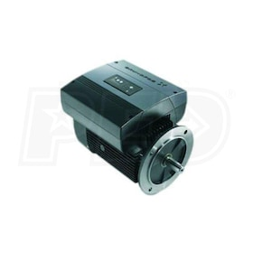 Grundfos MLE Electronically Controlled Motor for TPE E-Circulator Pumps, 2 HP, 3,460 RPM, 460-480 V