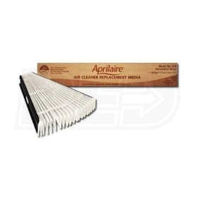 "Aprilaire 20"" H x 26"" W - Replacement Media Filter - 11 MERV"