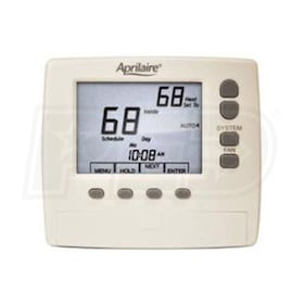 Aprilaire Thermostat - Wireless - Tri-Stage Heating/Dual-Stage Cooling