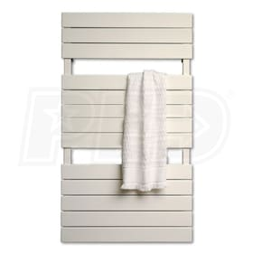"Runtal Omnipanel - 3,000 BTU - Hydronic Towel Warmer - 43.6"" H - 20"" W - 3.8"" D"