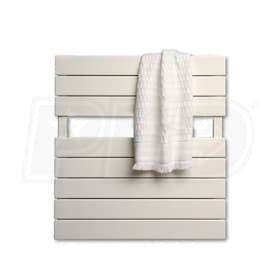 "Runtal Omnipanel - 3,000 BTU - Hydronic Towel Warmer - 26.1"" H - 30"" W - 3.8"" D"