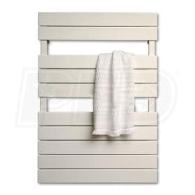 "Runtal Omnipanel - 1,920 BTU - Hydronic Towel Warmer - 34.8"" H - 16"" W - 3.8"" D"