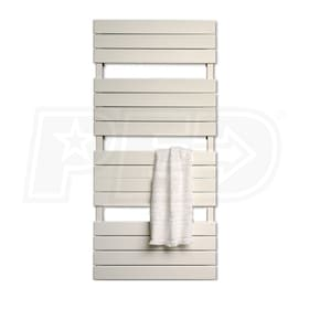 "Runtal Omnipanel - 4,560 BTU - Hydronic Towel Warmer - 52.3"" H - 24"" W - 3.8"" D"