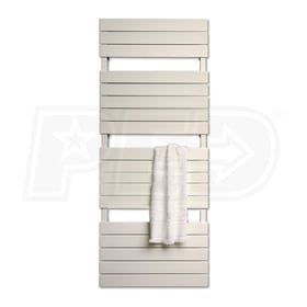 "Runtal Omnipanel - 3,520 BTU - Hydronic Towel Warmer - 61.1"" H - 16"" W - 3.8"" D"