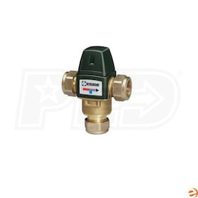 Danfoss ESBE Series 30MR Point of Source Compact Thermostatic Mixing Valve, Tail Piece Required, 1.8 CV, 85 - 120 F